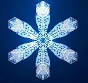 computer snowflake