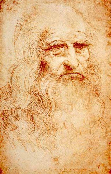 Leonardo da Vinci, the Renaissance man
