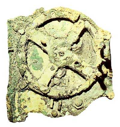 antykithera mechanism, unexplained artifacts