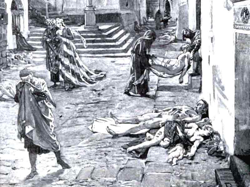 the black plague the deadliest disease in the history of mankind The 10 deadliest epidemics throughout history but the largest cholera outbreak known to mankind is the third antonine plague (165-180 ad) this disease was.
