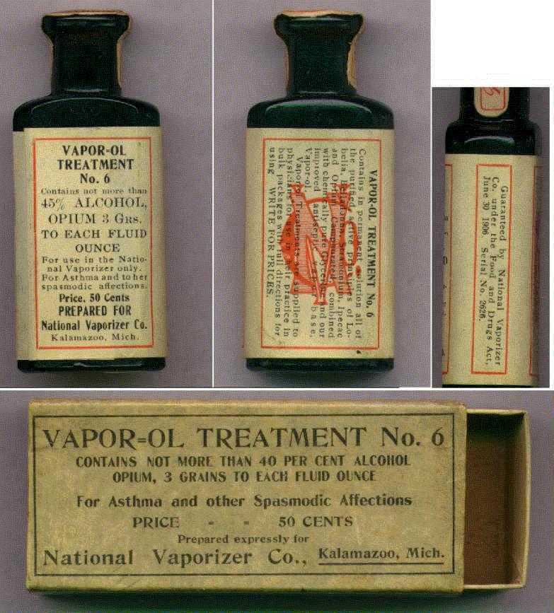 vapo-opium