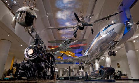 spend a month at the science and industry museum of chicago