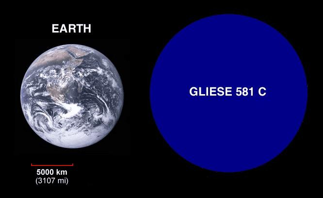 gliese 581 waterworld - photo #20