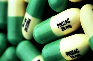 Antidepressants Prozac