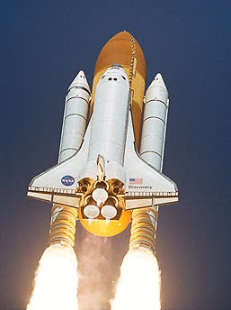 NASA to announce home of retiring space ships