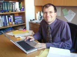 Dr. Eric Vilain. (c) UCLA