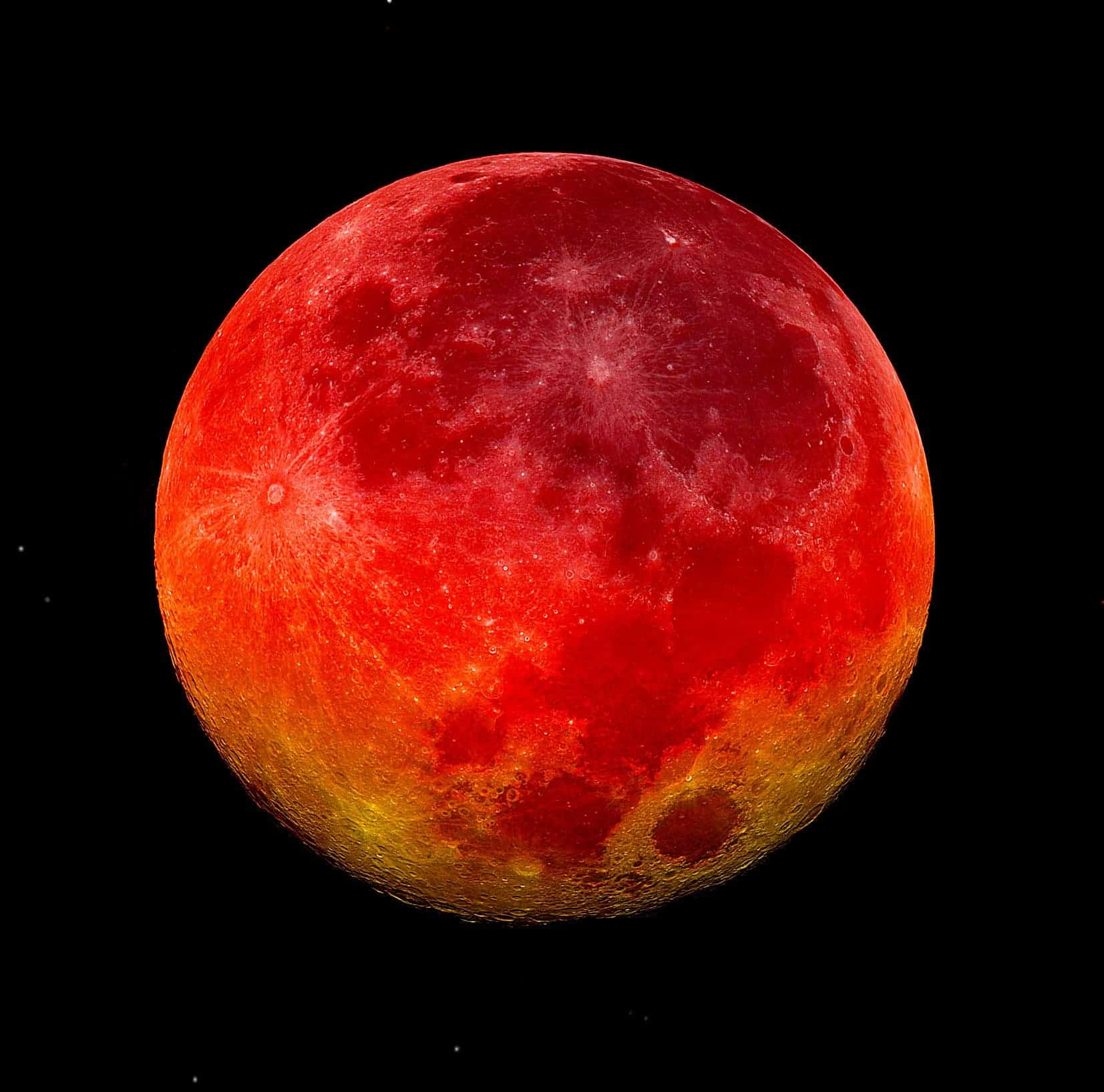 red moon eclipse why - photo #26