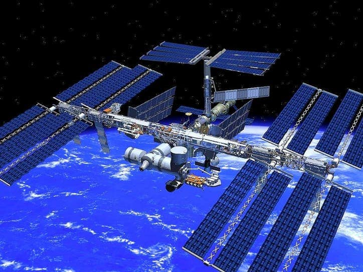 The International Space Station to get sunk in the Pacific ...
