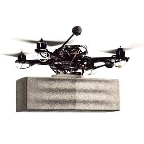 Flying bots