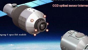 Tiangong space module