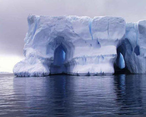 Antarctica ice-sheet