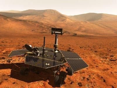 nasa mars rover opportunity - photo #28