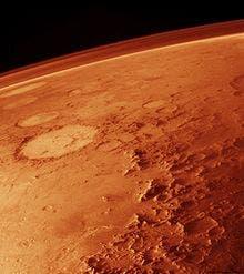 no life on mars surface