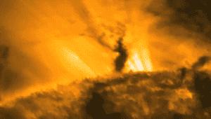 Sun Tornado