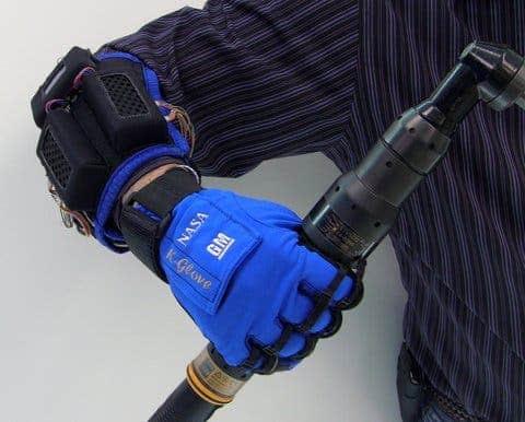 K-glove NASA General Motors