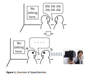Speech Jammer