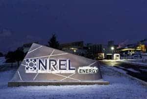 NREL energy