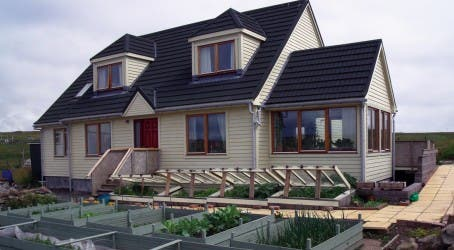 The 'Zero Carbon House' Project