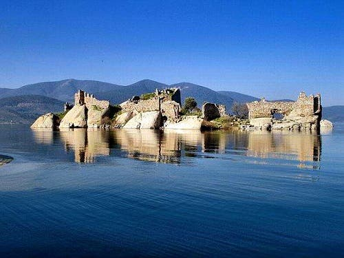 Just Stunning and Tranquil - Bafa Lake