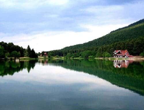 Bolu - Abant Lake