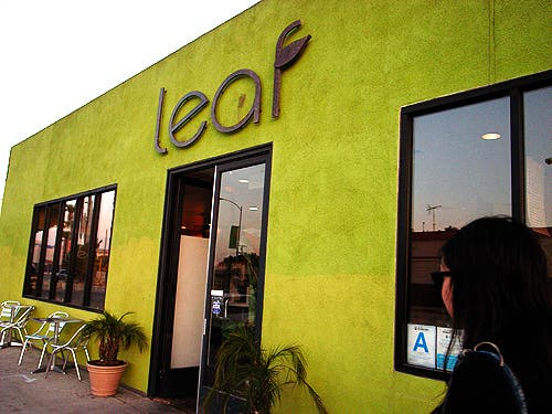 Leaf - Great Organic Vegan Food