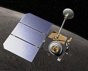 NASA's Lunar Reconnaissance Orbiter i