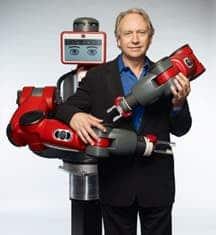 Baxter worker bot