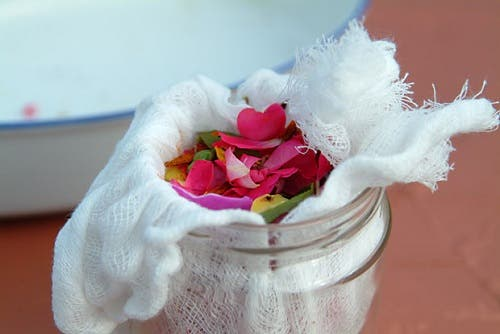 Home Made Rose Perfume