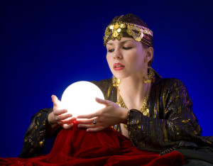 No, fortune telling isn't real, but a recent study which examines various research from the past 20 years has found that humans posses a yet to be explained innate biological ability to anticipate events before they happen, despite the lack of obvious sensory cues.