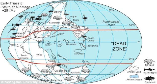 pre-permian mass extinction