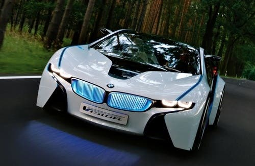 BMW i100 - Active Concept - Looks Stunning