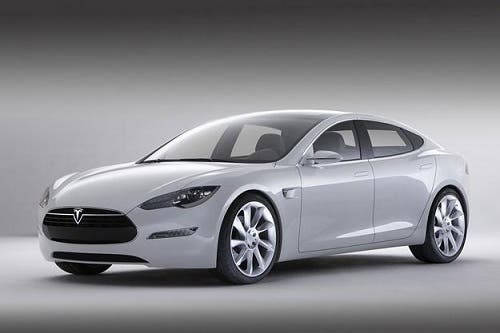 Tesla Model S Just A Gorgeous Eco Car