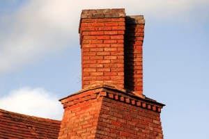 A common chimney is a great practical exhaust solution, but a very poor astronomy tool.