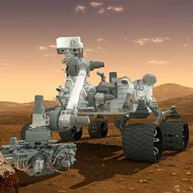 Curiosity rover big misunderstanding