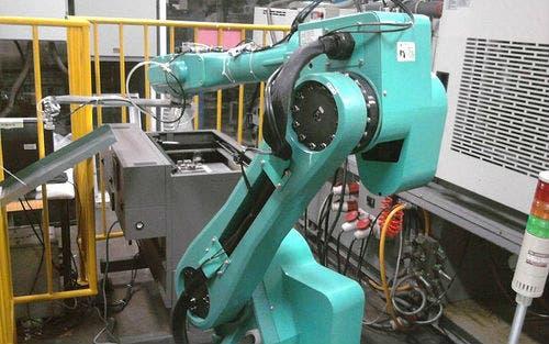Foxbot Manufacturing Robot