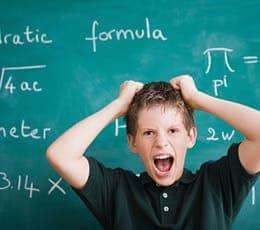 Math Headache