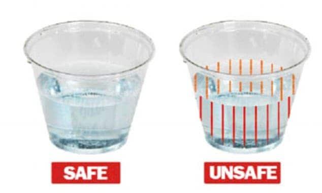 Drink-savvy date drug-rape test