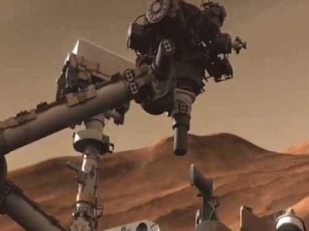 curiosity drill2