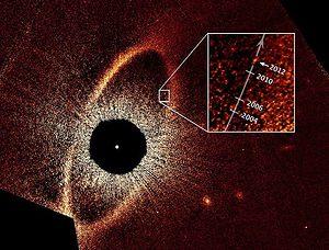 Eye of Sauron exoplanet