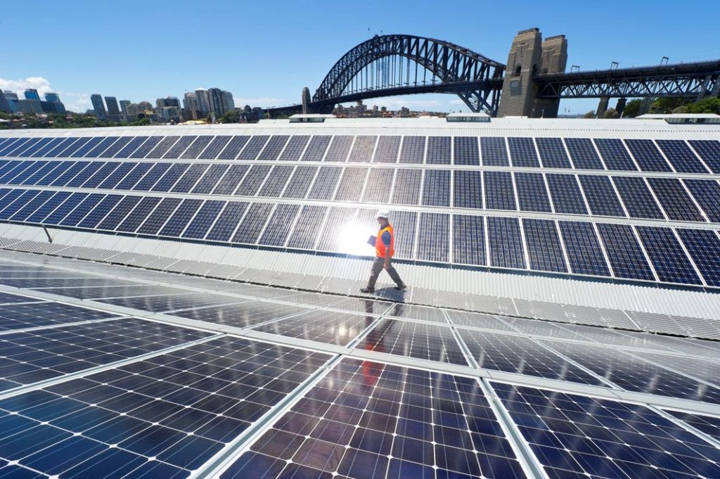 sydney renewable