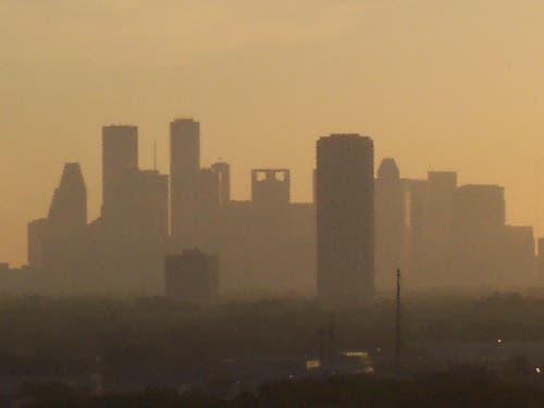 houston smog