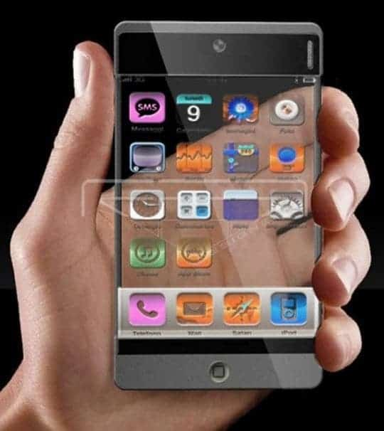 how much are iphone 6 taiwanese company reveals transparent phone 2050
