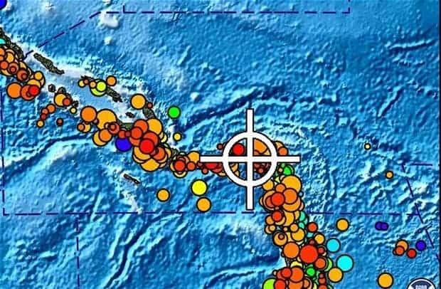 tsunami solomon