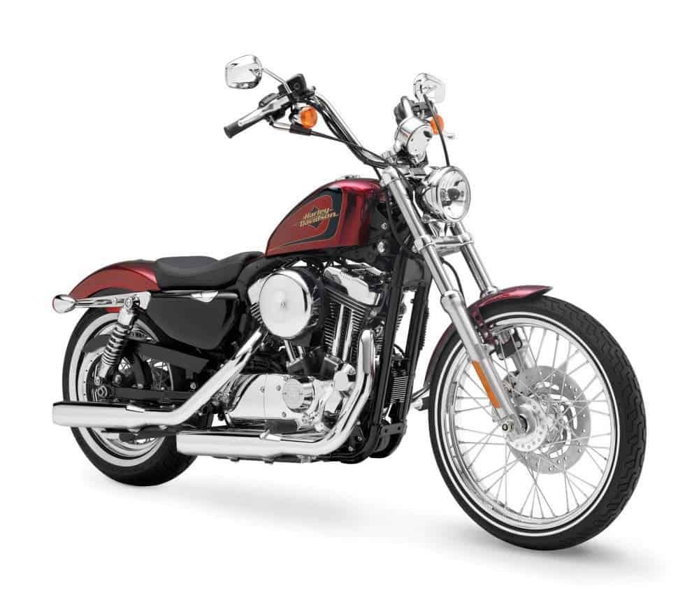 Harley-Davidson XL1200V Seventy-Two