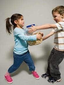 children-not-sharing