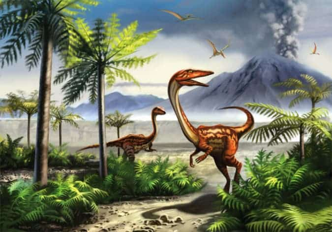 the cause of the dinosaur extinction That's a very soft boundary extinction of five million years, while it's clear that dinosaurs went extinct within a couple of hundred thousand years of the yucatan meteor impact — a relatively hard boundary extinction by geological standards.
