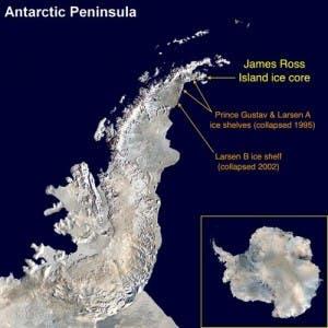 (c)  British Antarctic Survey
