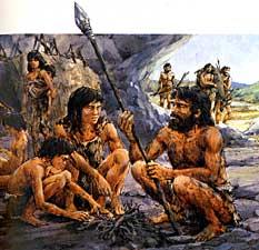 caveman_family