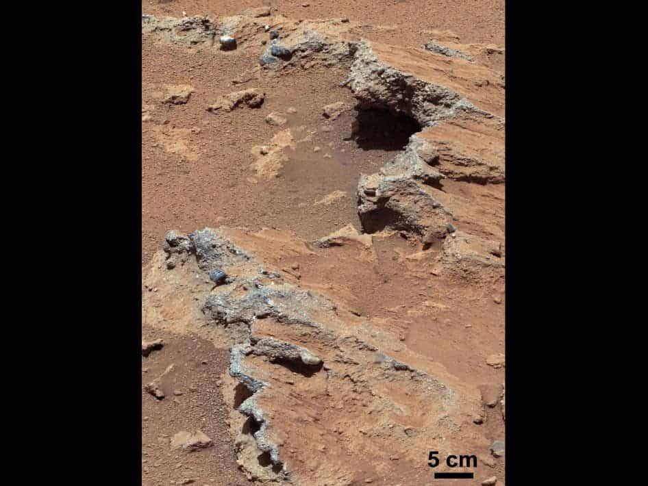 mars streambed 1