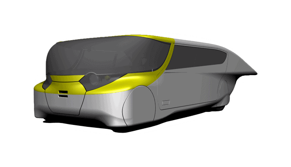 2013 World Solar Challenge May Feature The Street Cars Of